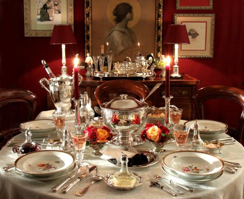 gro e tafel silber f r genie er silbersuite altes tafelsilber. Black Bedroom Furniture Sets. Home Design Ideas