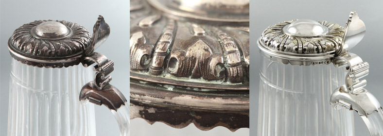 Wie Reinigt Silber glanzleistung silber putzen silbersuite altes tafelsilber
