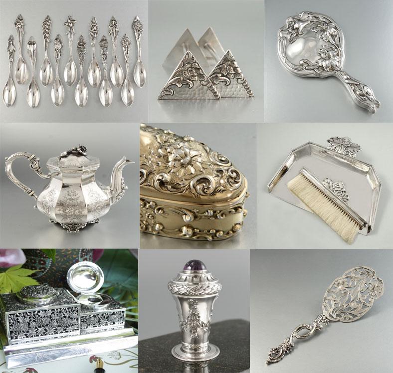 Wie Reinigt Silber leben mit silber silbersuite altes tafelsilber