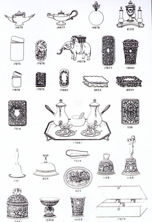 marken silbersuite altes tafelsilber. Black Bedroom Furniture Sets. Home Design Ideas